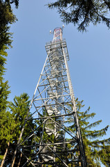 Cullar transmission tower / lookout tower