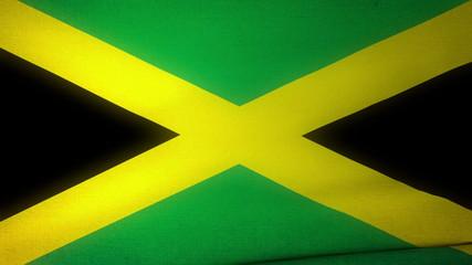 Flag Jamaica 04