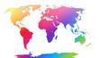 World Map (IV)