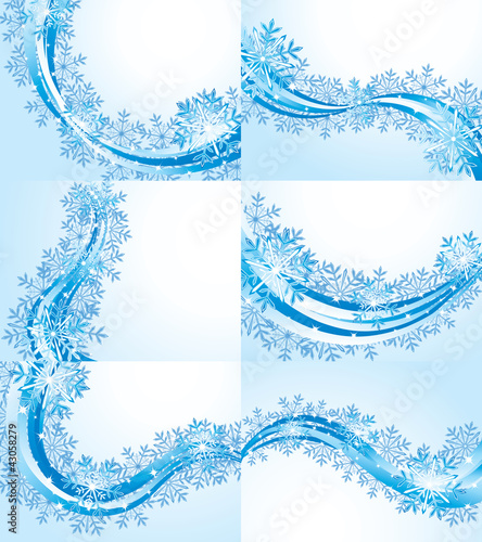 Winter backgrounds