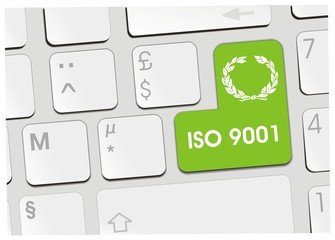 clavier iso 9001