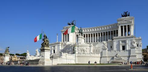 Vittoriano, monumento a Vittorio Emanuele II, Roma