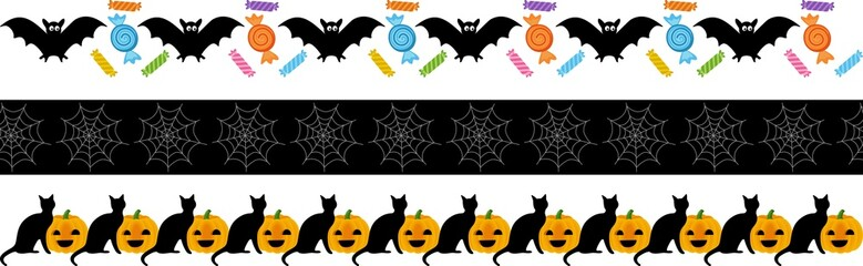 Halloween Fright Ribbon