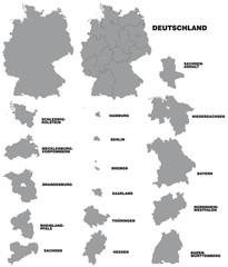 Deutschland und Bundesländer