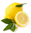Fresh lemon.