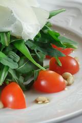 Vegetable Mediterranean salad