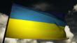 Flag Ucrania 02