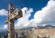 Gipfelkreuz - Gran Cir - Cirspitzen - Dolomiten - Alpen