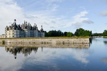 Au Château de Chambord