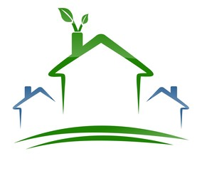 3 houses - green energy