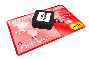Mobile Credit Card reader