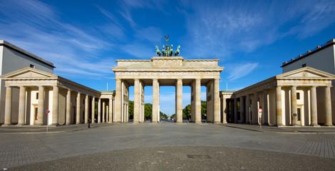 Panorama of the Brandenburger Tor