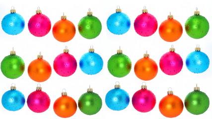 Spinning Christmas Balls