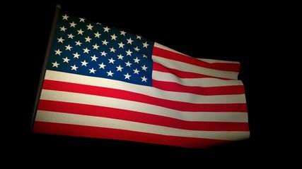 Flag Usa 01