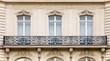 Villa mit Balkon in Paris