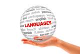Fototapety Languages