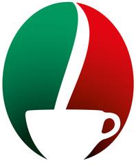 Italian coffee espresso - caffè espresso italiano