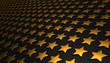 Sternen Matrix Hintergrund - gold schwarz 2