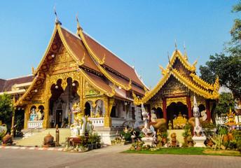 Loikroh temple  Watloikroh changmai north of thailand