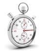 3d stopwatch icon