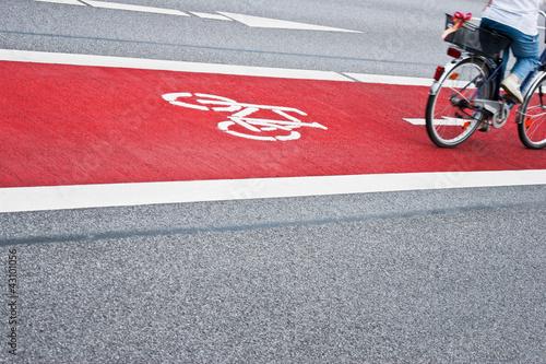 Fahrradweg - 43101056