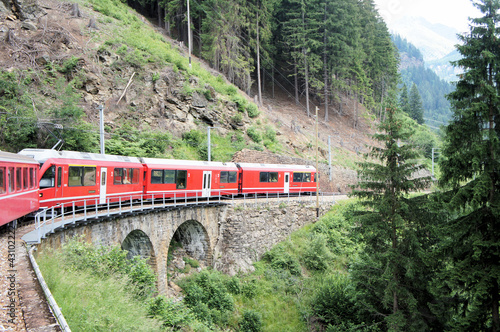 Der Bernina-Express