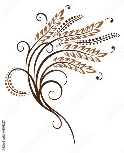 Ähren, Getreideähren, Bäcker, Getreide, Korn, vector