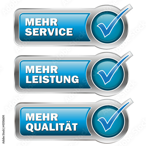 service button-set