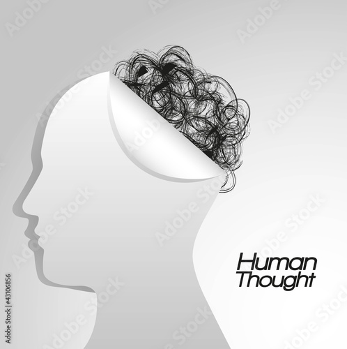 magnitude of human thought