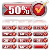 discount button-set