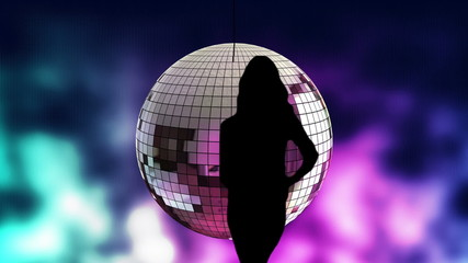Disco dancer 01