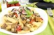 pasta with eggplant