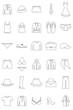 Mode Icons Kontur