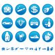 Icons of luxury life