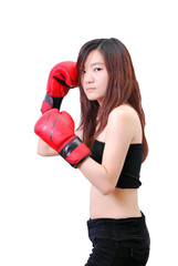 Asian girl fighter_4