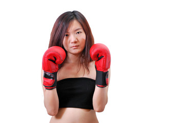 Asian girl fighter_1