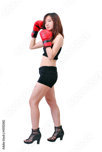 Asian girl fighter_5