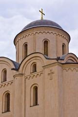 Church of the Theotokos of Pyrogoshcha. Kiev, Ukraine