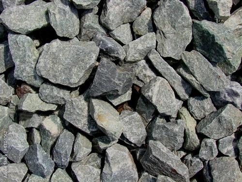 viele kleine graue steine aus steinbruch von in foto backgrounds lizenzfreies foto 43114062. Black Bedroom Furniture Sets. Home Design Ideas