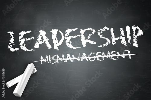 "Blackboard ""Leadership"""