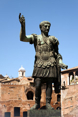 Rom Kaiser Cäsar Trajan