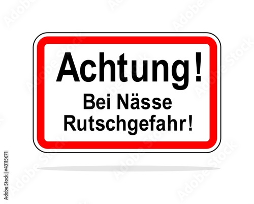 warnschild 10a