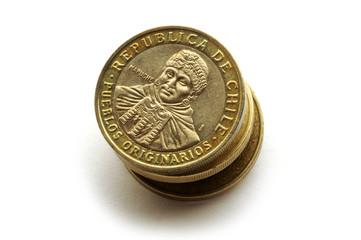 Peso chileno  智利比索 칠레 페소