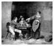 Tavern Scene - 17th century