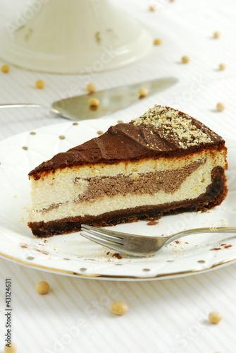 Zdrowy sernik sojowy (sernik z tofu)