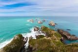 Fototapeta Bluff - peleryna - Wybrzeże