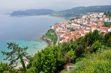 San Roque Lookout, Lastres (Spain)
