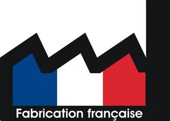 pictogramme fabrication française