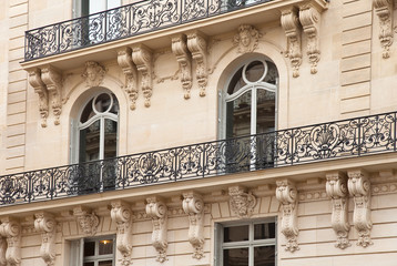 nobler Wohnung in Paris -  real estate