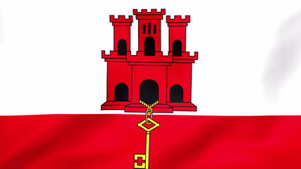 Developing the flag of Gibraltar